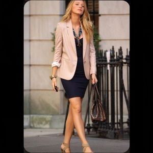 NWOT!! Never Worn Light Pink LOFT Blazer